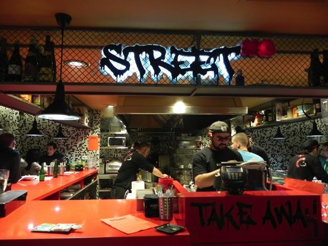 Restaurante Street de David Muñoz